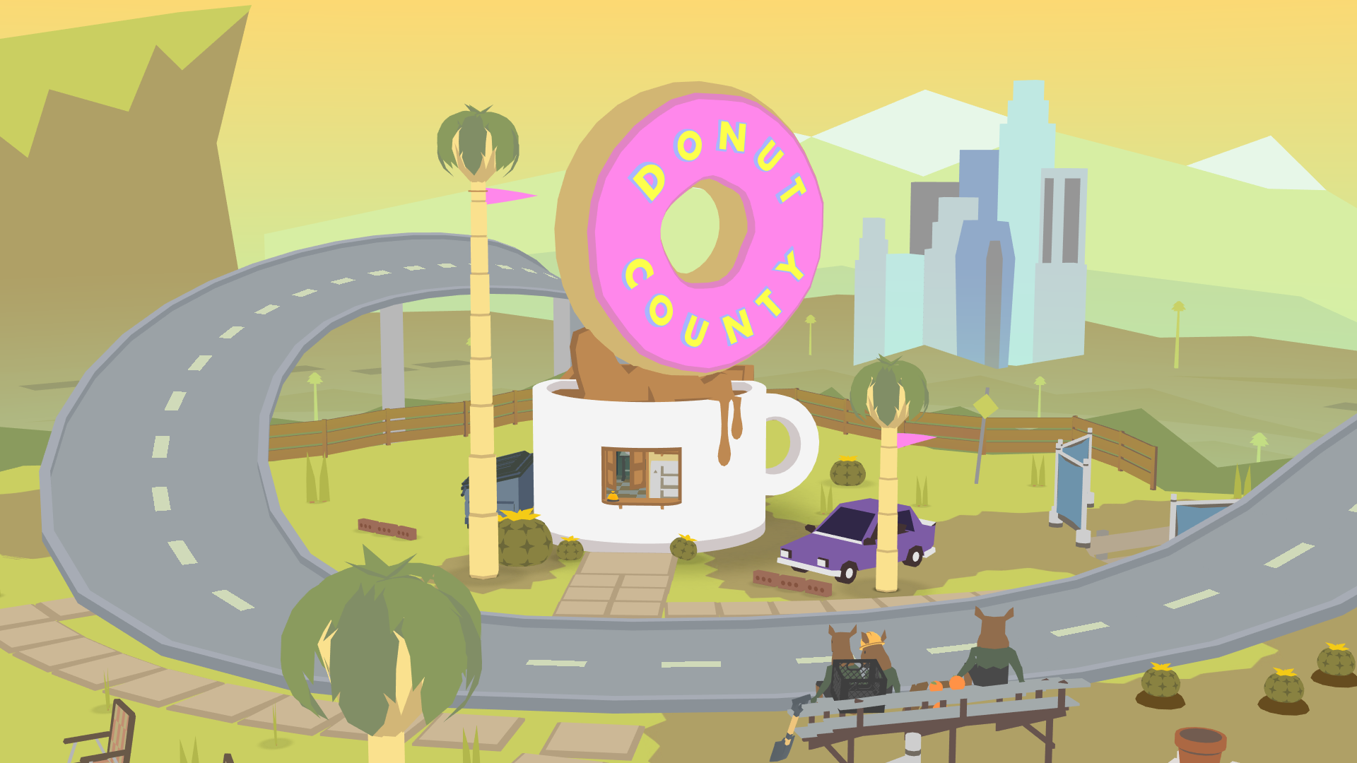 ROBLOX STUDIO APK CHROMEBOOK - Donut County